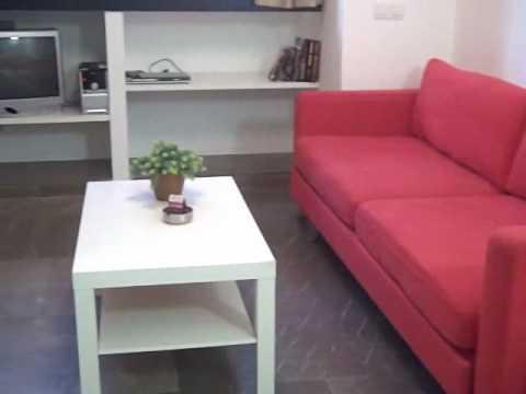 Vídeo. Apartamento de alquiler por días en Valencia. Daily rent apartment in Valencia.