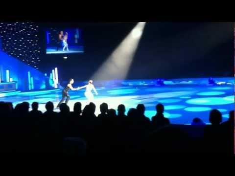 Dancing On Ice Tour 2012 Alexandra Schauman & Lukasz Rozycki