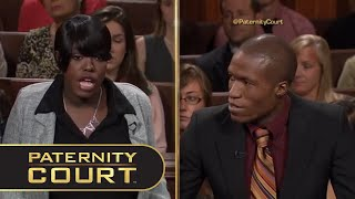 Woman Pins Paternity On Man Who Says They Were Never Intimate (Full Episode) | Paternity Court