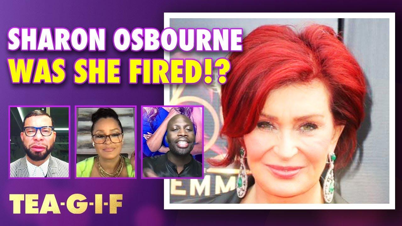 Sharon Osbourne Leaves the CBS Show 'The Talk'