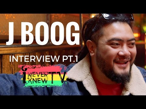 """J Boog Interview  """"Soulful Samoan from Compton"""" Pt.1"""