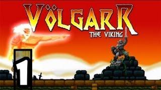 Volgarr the Viking [1] - This is easy! | Gameplay | Playthrough | Walkthrough