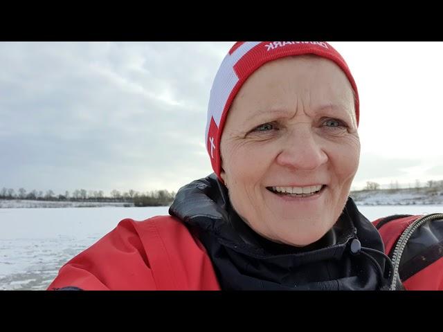 5.2.21 René Bohne Hansen.  I Roskilde Issvømmer Forening - RISF svømmer vi i is