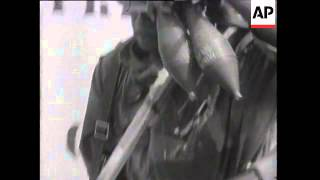 Nigeria - Civil War, Extraction of Moise Tschombe, Congo/Rwanda, Greece - Military Coup