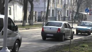 Полтава 12.3.2016 Автономный выгул собаки