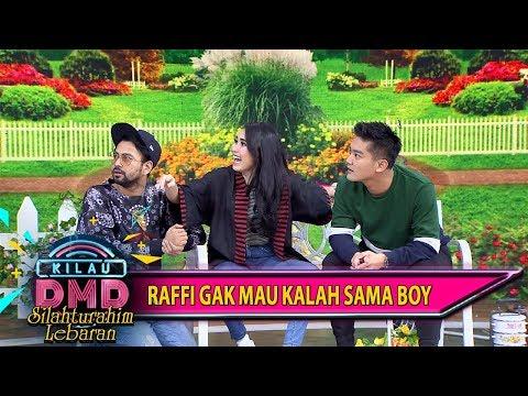 Raffi Gak Mau Kalah Sama Boy Buat Jadi Pemeran Utama Ayu ting ting - Kilau DMD (15/6)