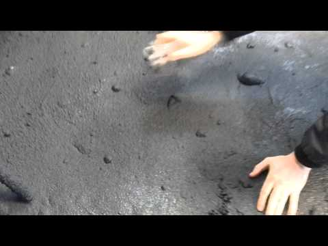 Rhino Linings vs Spitzhacke