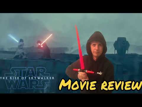 Star Wars The Rise of Skywalker Review (2019)