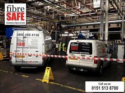 Asbestos Removal Liverpool