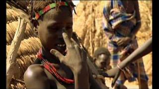 African Tribe: the Dassanech tribe who hunt crocs pt6