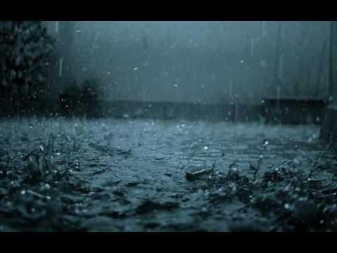 Дождь с грозой для сна и спокойствия!