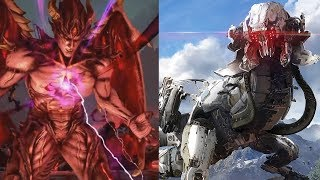 10 extremely tough bosses in recent games