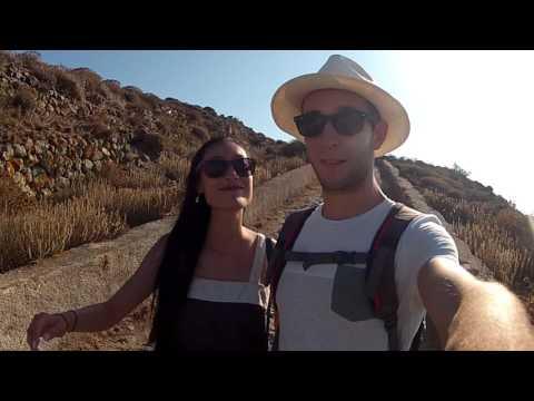Visiting Greece - Athens and Santorini island