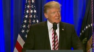Trump addresses GOP at retreat