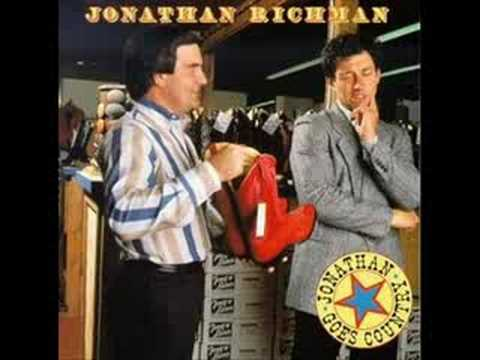 Jonathan Richman  Since She Started to Ride