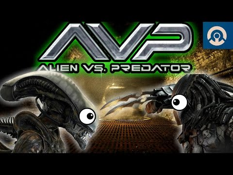 Alien VS Predator SNES Gameplay - Too Many F*#cking Aliens!!
