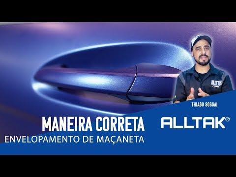 COMO ENVELOPAR UMA MAÇANETA | MANEIRA CORRETA