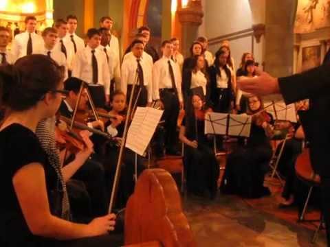Osbourn Park High School Orchestra (NYC Performance)