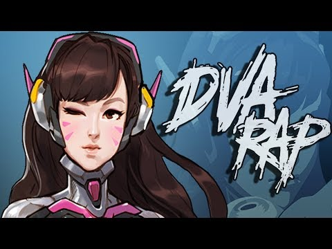 RAP DE D.VA (Overwatch) | Kinox
