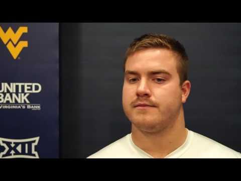 Football: Kyle Bosch | 11/8/16