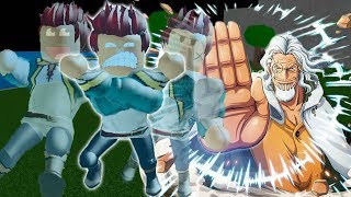 ROBLOX-The journey to learn Haki Rayleigh | One Piece Legendary