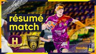 Nantes/Dunkerque, résumé + réactions de la J23   Handball Lidl Starligue 2020-2021