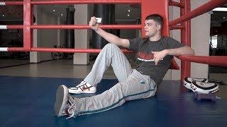 Боевая стойка и передвижение в боксе. Уроки бокса. Урок 1