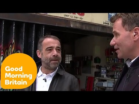 Corrie's Michael Le Vell | Good Morning Britain