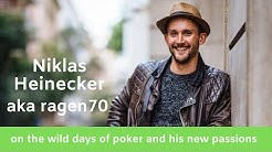 Niklas Heinecker on the wild days of poker, toughest opponent and his new passion | Podcast #10