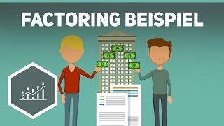 Factoring – an einem Beispiel einfach erklärt