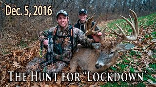The Hunt for Lockdown - A 200 inch Buck | Midwest Whitetail