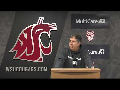 Mike Leach Press Conference Oct. 15