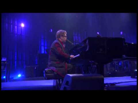 Elton John - I Can't Stay Alone Tonight 2013 The Diving Board Track 7