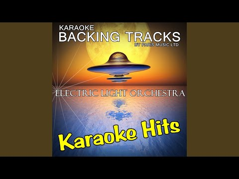 Hold On Tight (Originally Performed By Electric Light Orchestra) (Karaoke Version)