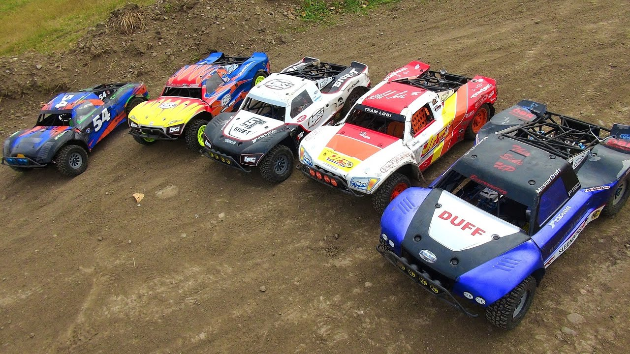Rc Adventures Big Dirty 2014 Main Event 5 Losi 5t 4x4