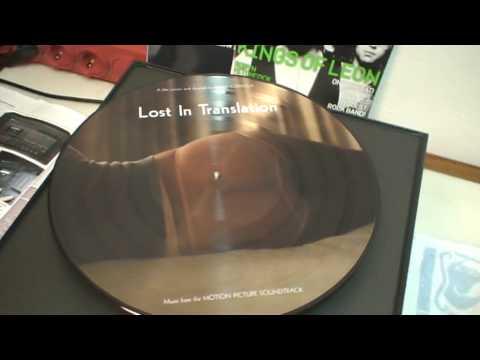 Record Cleaning Machine - Scarlett Johansson