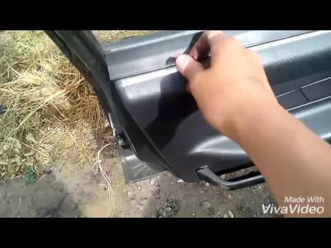 Как легко открыть дверь ВАЗ-2114 без ключа!!!
