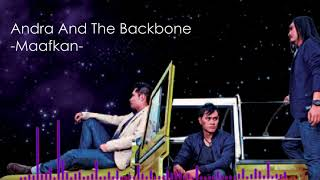 Andra And The Backbone - MAAFKAN (Audio)