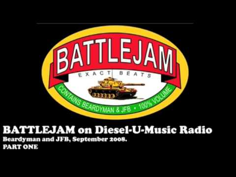 BATTLEJAM Diesel-U-Music Radio Show. Part One.