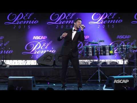 David Bisbal - Medley (Live) - 2015 ASCAP Latin Music Awards