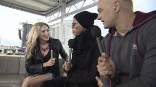 The Lowdown @ Download 2011: Skunk Anansie