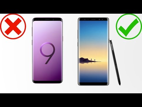The Best Galaxy S9 Plus Is The Note 8...