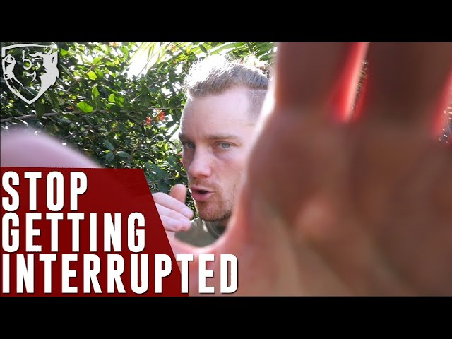 Sparring Tips for Beginners: Stop Getting Interrupted!