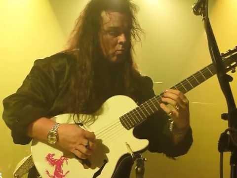 YNGWIE MALMSTEEN Guitar solo/Dreaming/Gates of Babylon 13/sept/2011 New York City