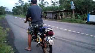 Seting Honda GL 100 lumajang - Ceblong Herex