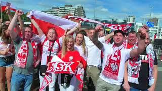Polscy kibice rządzą w Holandii!!!