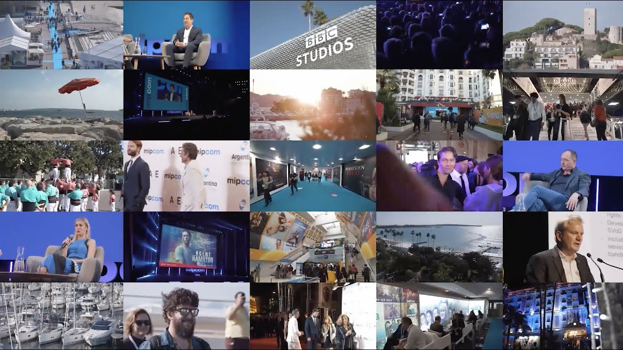 Mipcom The Worlds Entertainment Content Market