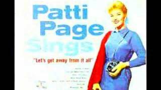 Patti Page Tribute YouTube Videos