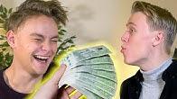 Skrattar du betalar du 1000kr (igen)