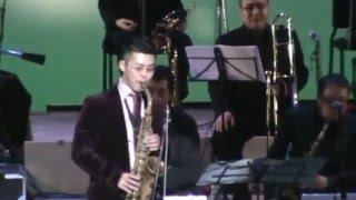 Jazz in KAMAKURA 2015 A.Sax.渡辺てつ Tetsu Watanabe 平成27年3月14日...